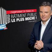 Éric Brunet lance sur RMC le Championnat de France du bâtiment public le plus moche.