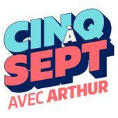 Le suivi de l'audience du divertissement Cinq à Sept avec Arthur sur TF1.