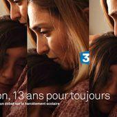 """Harcèlement scolaire : """"Marion, 13 ans pour toujours"""" suivi d'un débat le 27 septembre sur France 3. - LeBlogTvNews"""