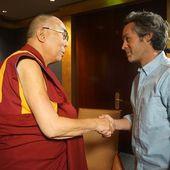 Entretien exceptionnel avec le Dalaï Lama mercredi dans Quotidien sur TMC. - LeBlogTvNews