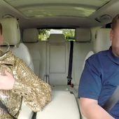 Le Carpool Karaoke de James Corden avec Lady Gaga (vidéo 15 minutes). - LeBlogTvNews