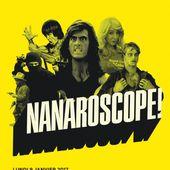 Dès ce lundi : la websérie Nanaroscope ! de Régis Brochier, sur ARTE Creative. - LeBlogTvNews