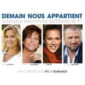 Dès le 17 juillet : Ingrid Chauvin, Charlotte Valandrey et Lorie dans la série quotidienne estivale de TF1. - Leblogtvnews.com