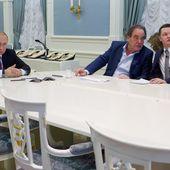 Programme événement : Conversations avec Mr Poutine du 26 au 29 juin sur France 3. - Leblogtvnews.com