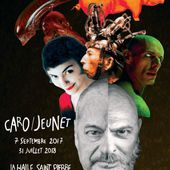 Une expo Caro - Jeunet dès ce 7 septembre à Paris, Halle Saint-Pierre. - Leblogtvnews.com