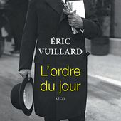 Le Prix Goncourt 2017 attribué à Eric Vuillard.