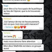 Chat - Les poètes maudits &amp&#x3B; Co. - i-voix
