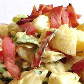 Salade de Pomme de terre BLT* - Girly and Delicious