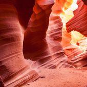 Album photos Ouest Américain : Antelope Canyon - Allier l'esprit de la randonnée pédestre à notre passion de la photo
