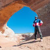 Album Photos Ouest Américain Moab - Allier l'esprit de la randonnée pédestre à notre passion de la photo