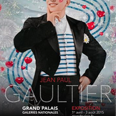 Jean-Paul Gaultier au Grand Palais, Paris
