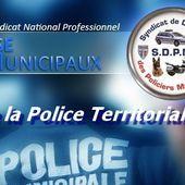 Adhérer en ligne - Syndicat de la Police Municipale N°1 / SDPM