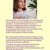 Bienvenue, qui suis je ? - Céline Hadjadj, Conscience de l'esprit et du corps Tél : 06 62 03 18 52