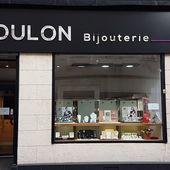 Un couple de commerçants à la bijouterie Foulon (ex-Lasserre) - Vierzonitude