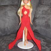 Tutoriel Barbie - Barbie Dallas - Passionnément Créative
