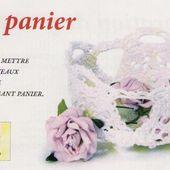 Tutoriel Crochet - Petit panier - Passionnement Créative