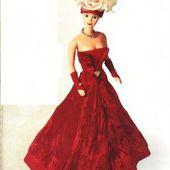 Tutoriel Couture - Barbie Opéra - Passionnement Créative