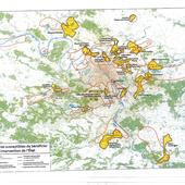 Ségrégation territoriale et bétonnage du 93 : La carte qui montre ce que le gouvernement vous cache ! - Philippe Caro