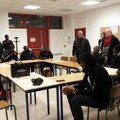 POINT sur la situation des habitants de Saint-Denis expulsés du 168 Wilson à la Plaine depuis le 25 août et expulsés de la rue vendredi 16 décembre (et leur communiqué) - Philippe Caro