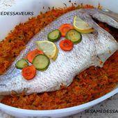 Recettes à base de poisson - Le Sésame Des Saveurs