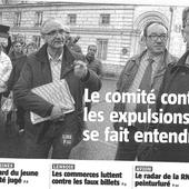 Lu pour vous : expulsions locatives les élus communistes à la pointe du combat - Le blog de Hervé Poly