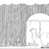 illustration pour enfant - chat - ola.l'arte