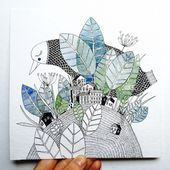 Le monde 100% naturel - ola.l.arte
