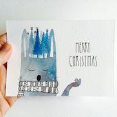 Cartes postales originales - ola.l.arte