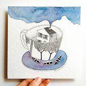 Une bonne tasse du thé - ola.l.arte