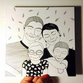 Portrait de famille - ola.l.arte