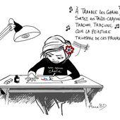 La Marseillaise du crayon - Arsenic et petites bretelles