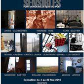 Exposition de photographies : Papiers sensibles - Le blog de mousseron