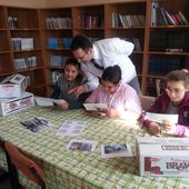 Turkish students are building their model homes - Home Sweet Home Erasmus+