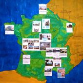 Ecueillé's students have found original houses in France - Home Sweet Home Erasmus+
