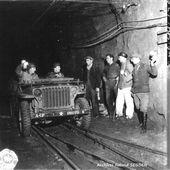 ALGRANGE 1944: La libération et visite à la mine Burbach - Algrange hier - Le blog de Roland