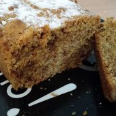 Cake aux spéculoos - Moi, Cook'ineuse & les gourmandises