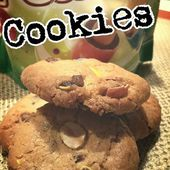Cookies - Moi, Cook'ineuse & les gourmandises