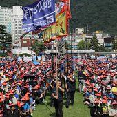 """Les salariés de Hyundai en """"grève totale"""" - Association d'amitié franco-coréenne"""