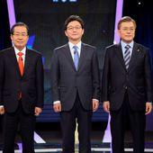 Présidentielle : le virage à droite d'Ahn Cheol-soo ne convainc pas l'électorat