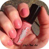 Rainbow Honey- Be mine - Le blog de Lily's Nail Art