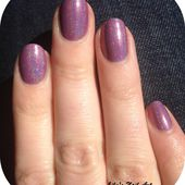 ILNP - Dreaming in Violet - Le blog de Lily's Nail Art