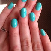 Kiko 450 Light Tiffany - Le blog de Lily's Nail Art
