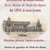 Journées du Patrimoine: exposition à la mairie de Malo-les-Bains