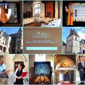 CHATEAU DE BEAUGENCY (Loiret) : 100 TABLETTES pour une visite guidée en réalité augmentée - VIVRE AUTREMENT VOS LOISIRS avec Clodelle