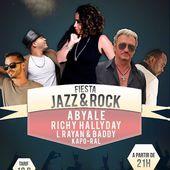 CONCERT FIESTA JAZZ &amp&#x3B; ROCK Espace Yvremont OLIVET : Richy HALLYDAY, Abyale, Baddy &amp&#x3B; Rayan le 12 novembre - VIVRE AUTREMENT VOS LOISIRS avec Clodelle