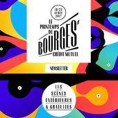 Programme des concerts gratuits sur les scènes extérieures du PRINTEMPS DE BOURGES 2017 - VIVRE AUTREMENT VOS LOISIRS avec Clodelle
