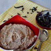 Tarama vegan {aux algues} - La cuisine d'Anna et Olivia