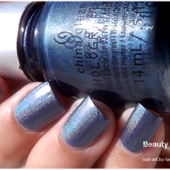 ♥ China Glaze, Strap On Your Moonboots. - Beauty Of Nails