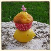 Muffins au citron au thermomix - La cuisine de poupoule