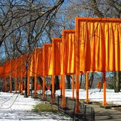Christo and Jeanne - Claude at the Maeght Foundation - artetcinemas.over-blog.com